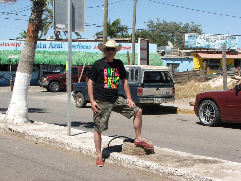 Podróż do Meksyku, Bahia de Kino