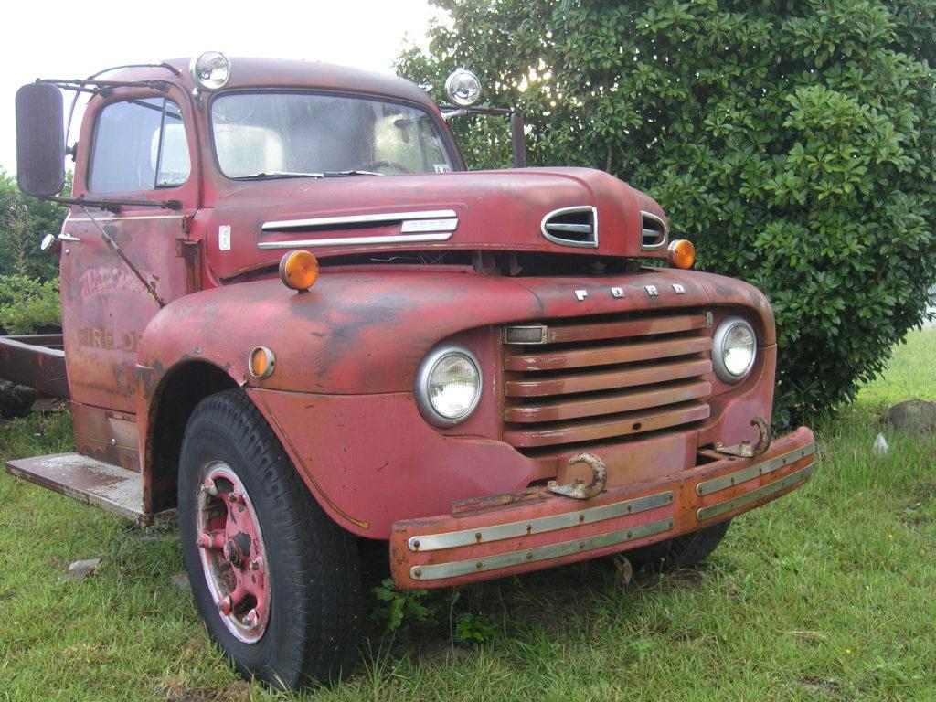 życie w Stanach Zjednoczonych, stary Ford