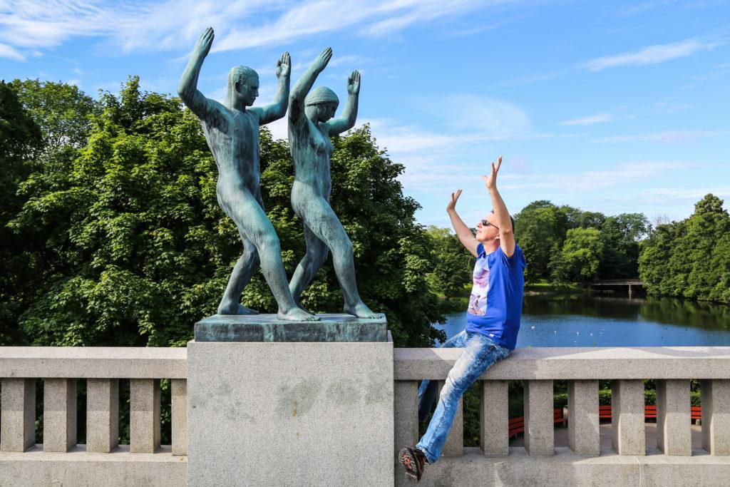 wycieczka do Norwegii, lofoty, fiordy, stolica w Oslo