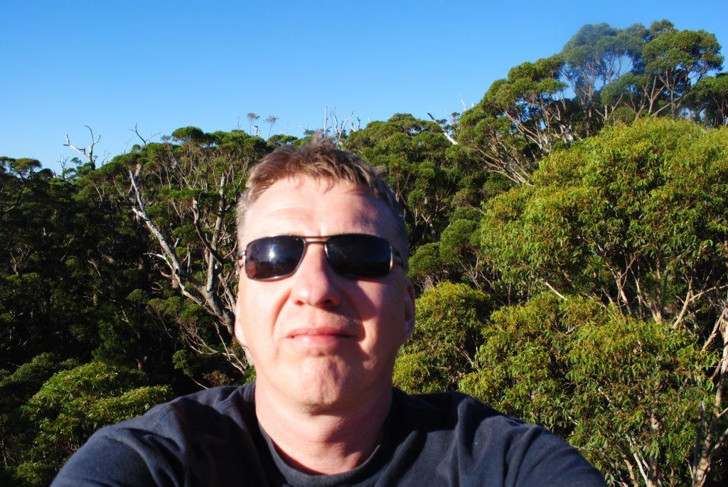 Podróż do Australii, Tree Top Walk