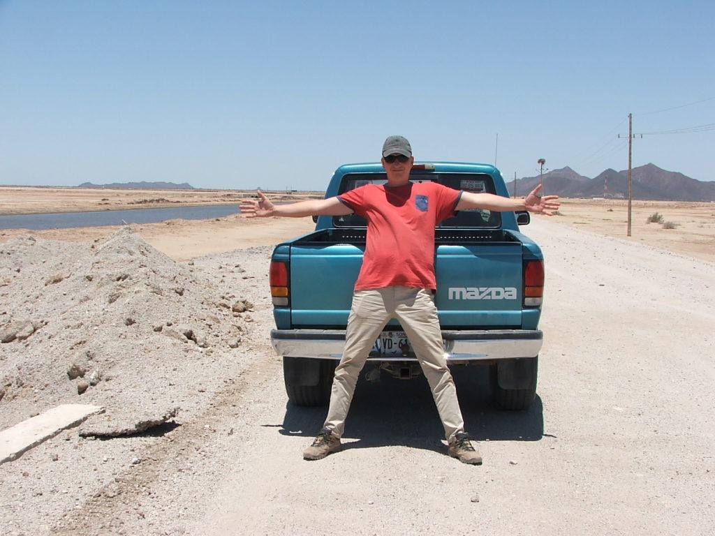 Podróż do Meksyku, bezdroża Sonory