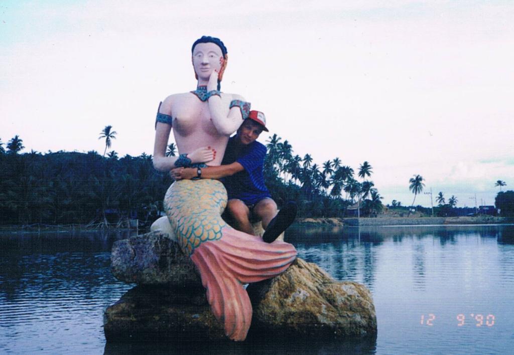Podróż do Tajlandii, kocham takie pomniki