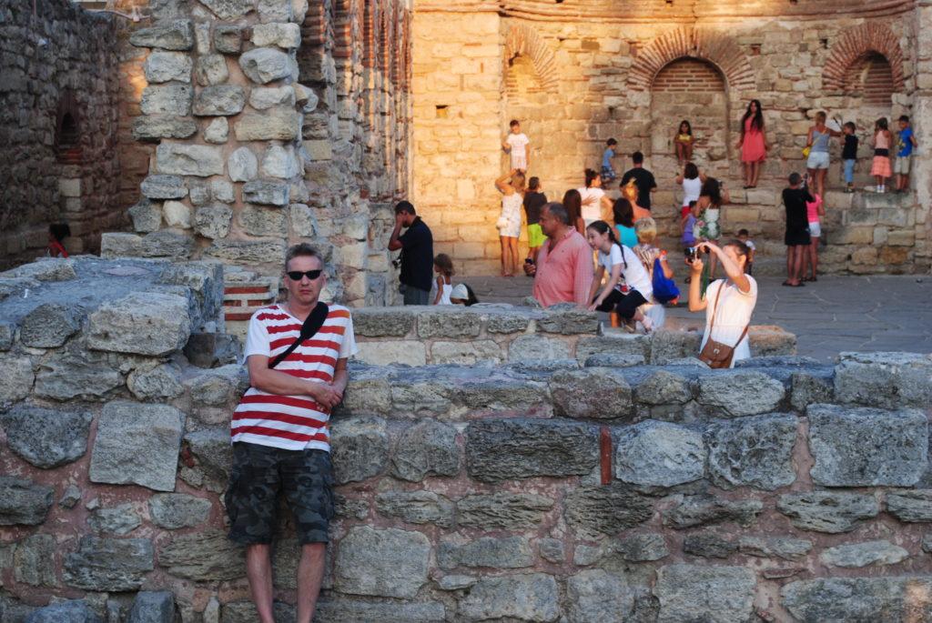 Podróż do Bułgarii, starożytny Nessebar