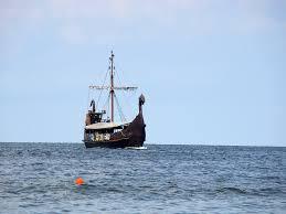 Dania, statek wikingów