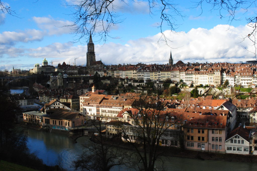 Podróż do Szwajcarii