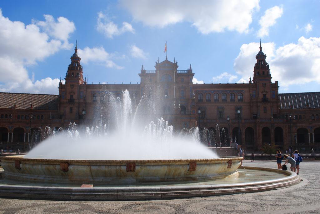 Podróż do Hiszpanii, Sewilla
