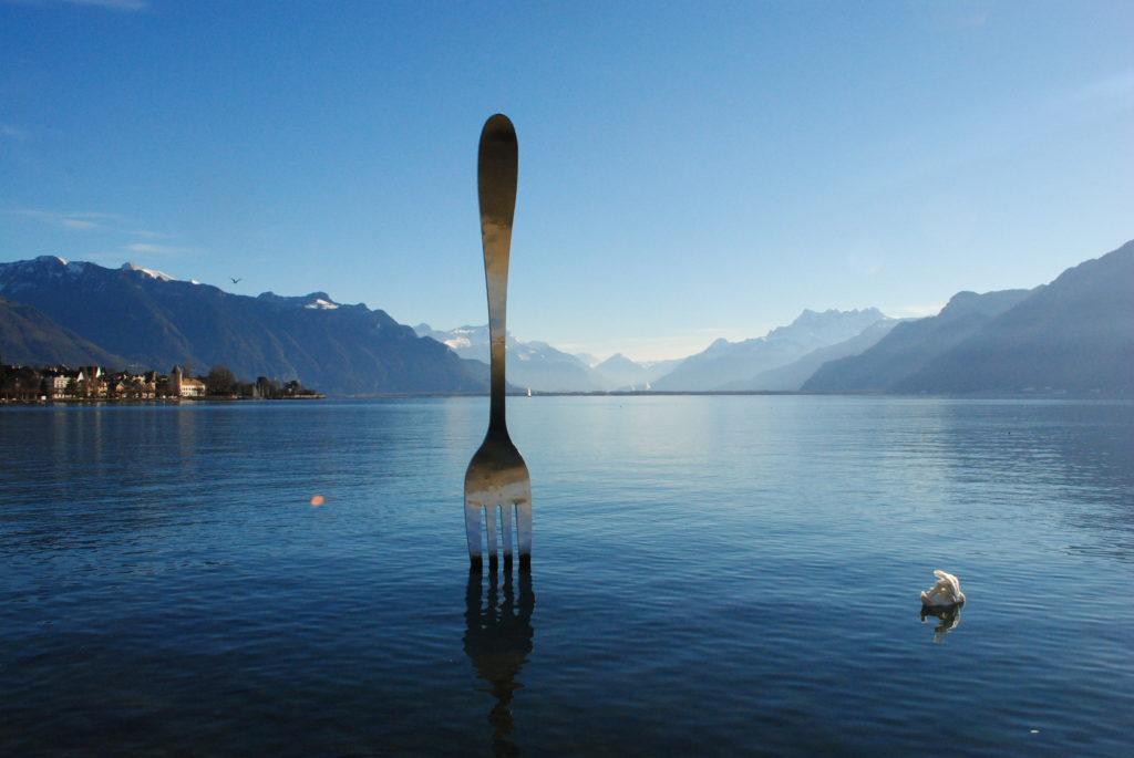 Podróż do Szwajcarii, jezioro genewskie 3