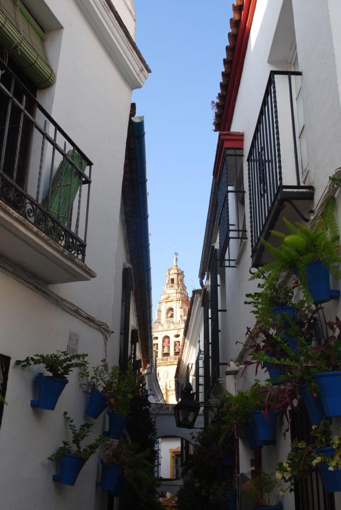 Podróż do Hiszpanii, Sewilla i uliczki