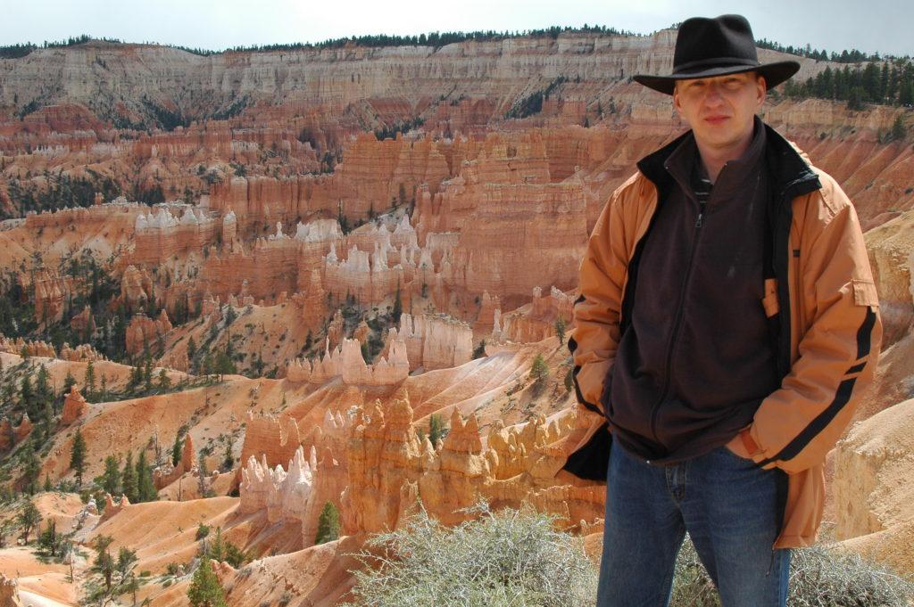 Amerykański muł, bryce national park