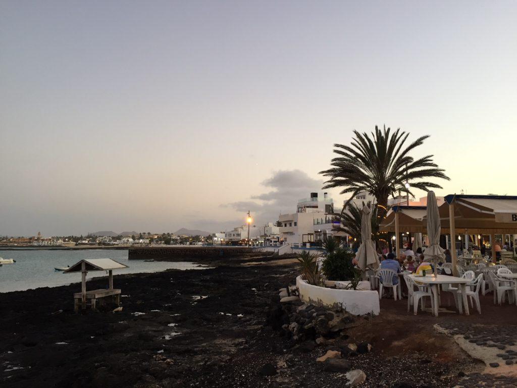 Podróż na Wyspy Kanaryjskie, życie nocne