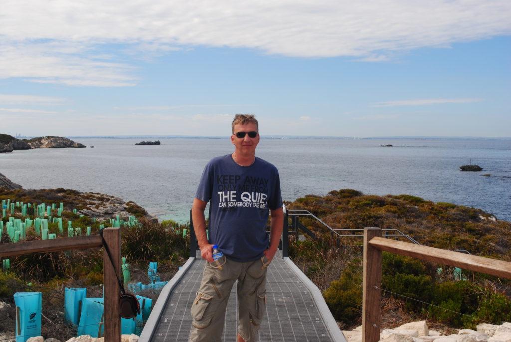 Wyspa Rottnest, plaże na Rottnest