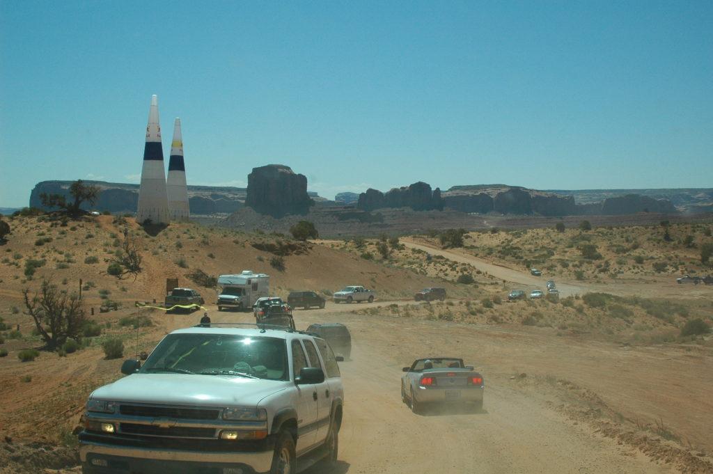 Arizona, kurz i pył