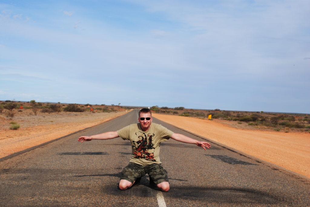 stepy australijskie