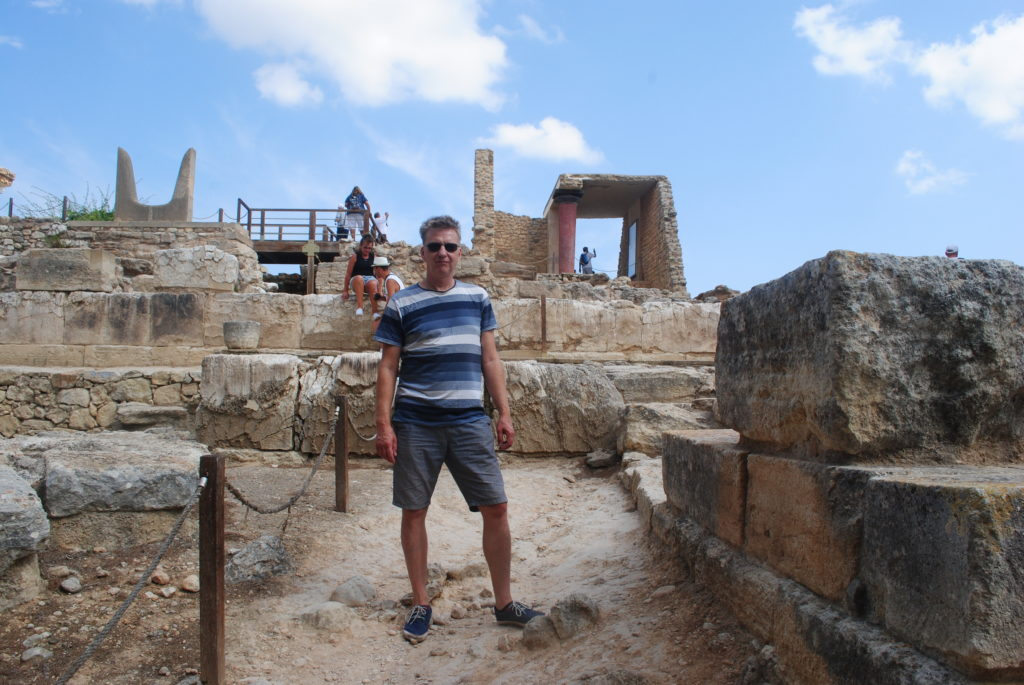 Kreta wschodnia, Knossos
