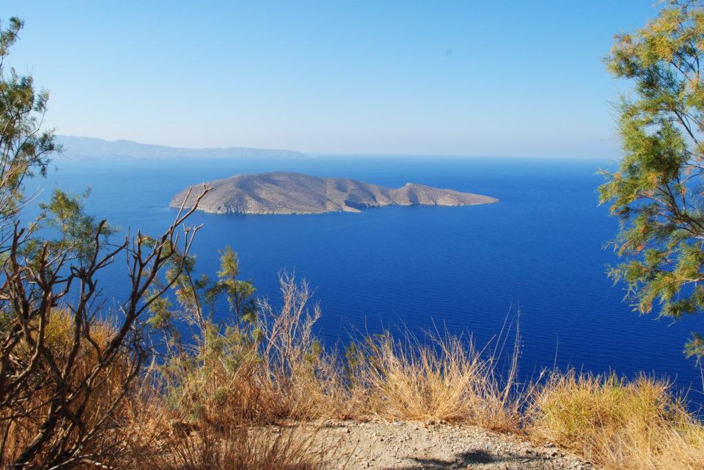 Kreta wschodnia, wspaniałe widoki
