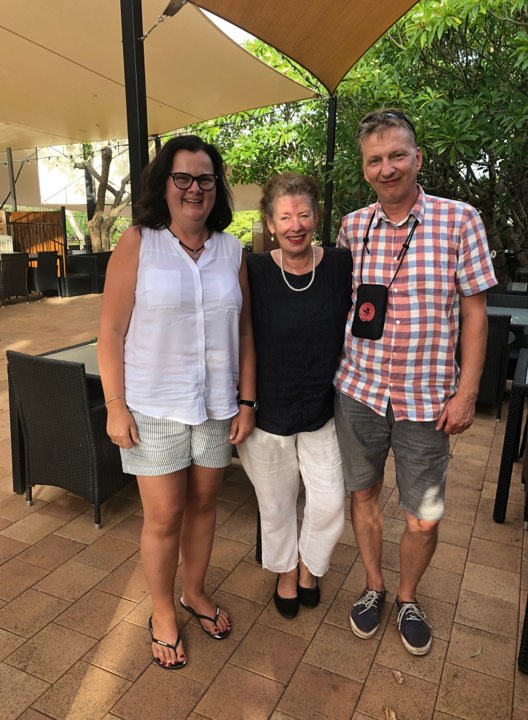 Australijska koala, spotkanie z Deborah Tabart