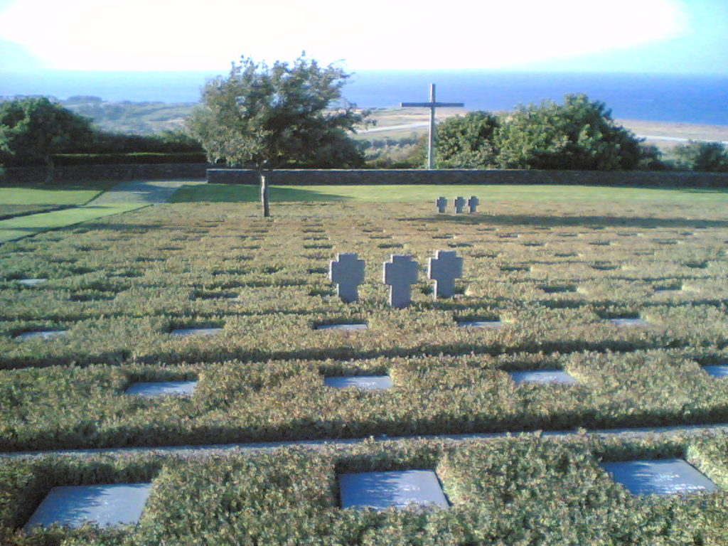Laguna Balos. Cmentarz w Malerne