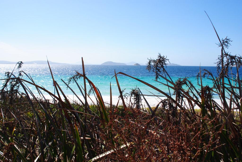 Australia Zachodnio-Południowa, piękne plaże na zachodzie