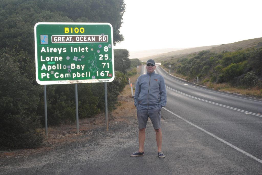 Wyprawa na Great Ocean Road, w drodze do Lorne