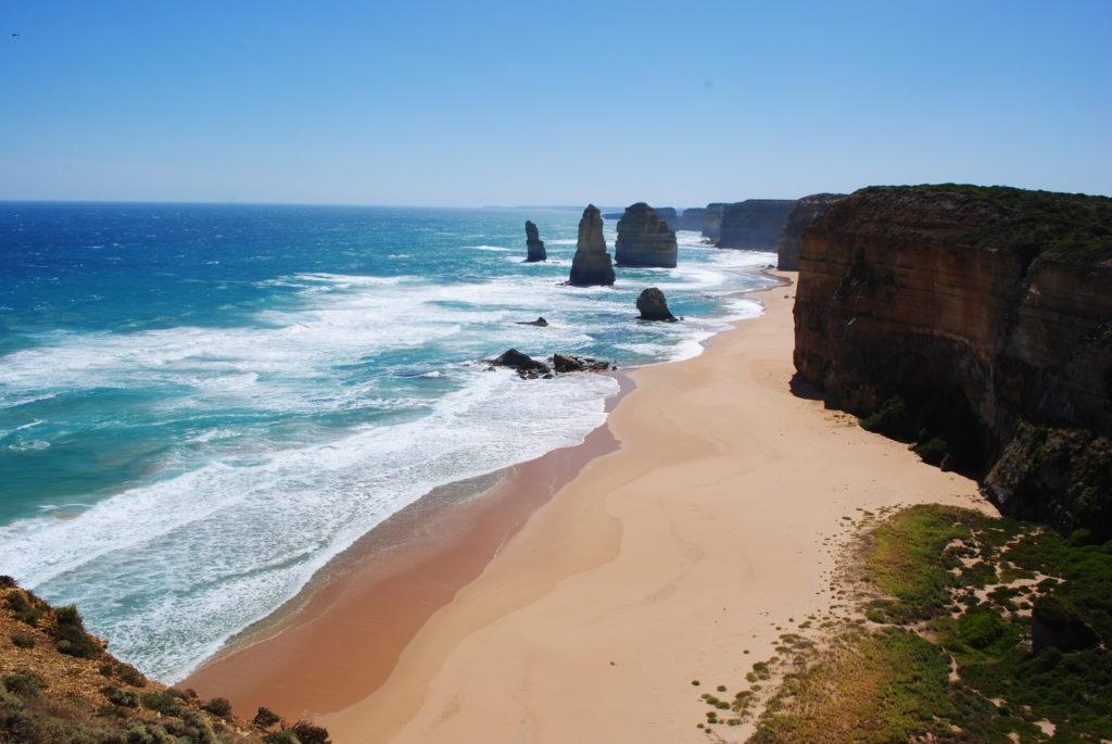 Wyprawa na Great Ocean Road, 12 Apostołów