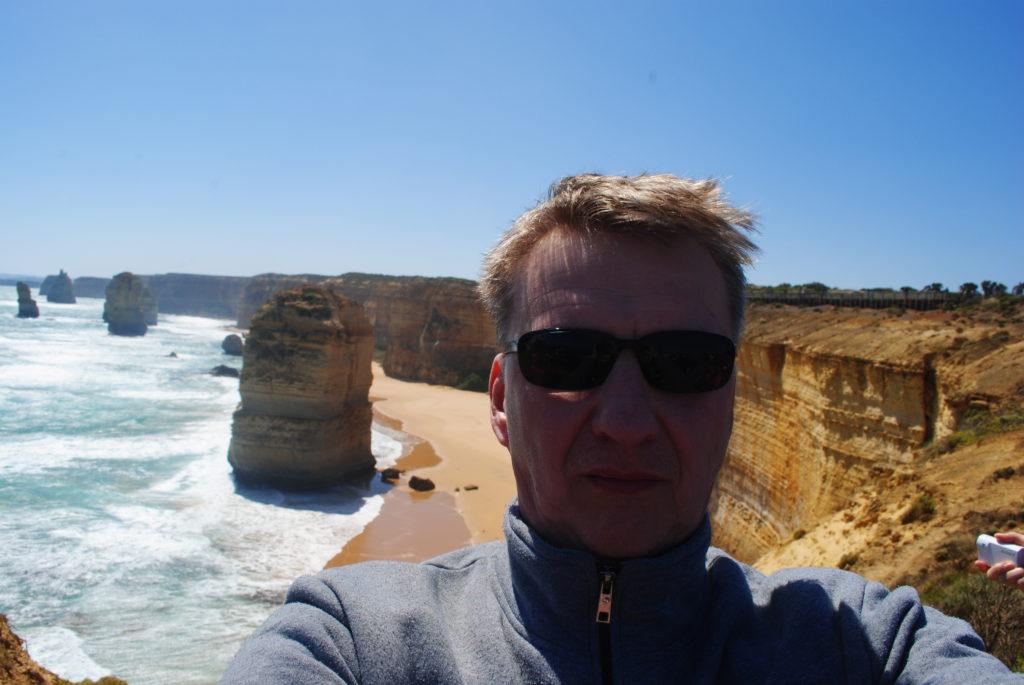 Wyprawa na Great Ocean Road, ja i 12 Apostołów