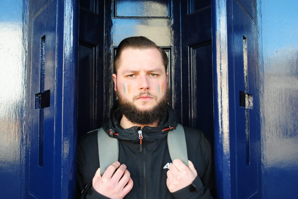 Podróż do Dublina, zmieniam tożsamość