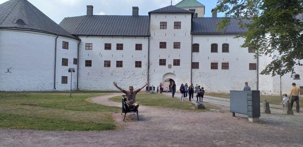Podróż do Finlandii. Zamek w Turku 2