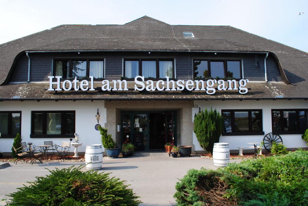 Zwiedzanie Wiednia. Nasz motel u podnóża miasta.