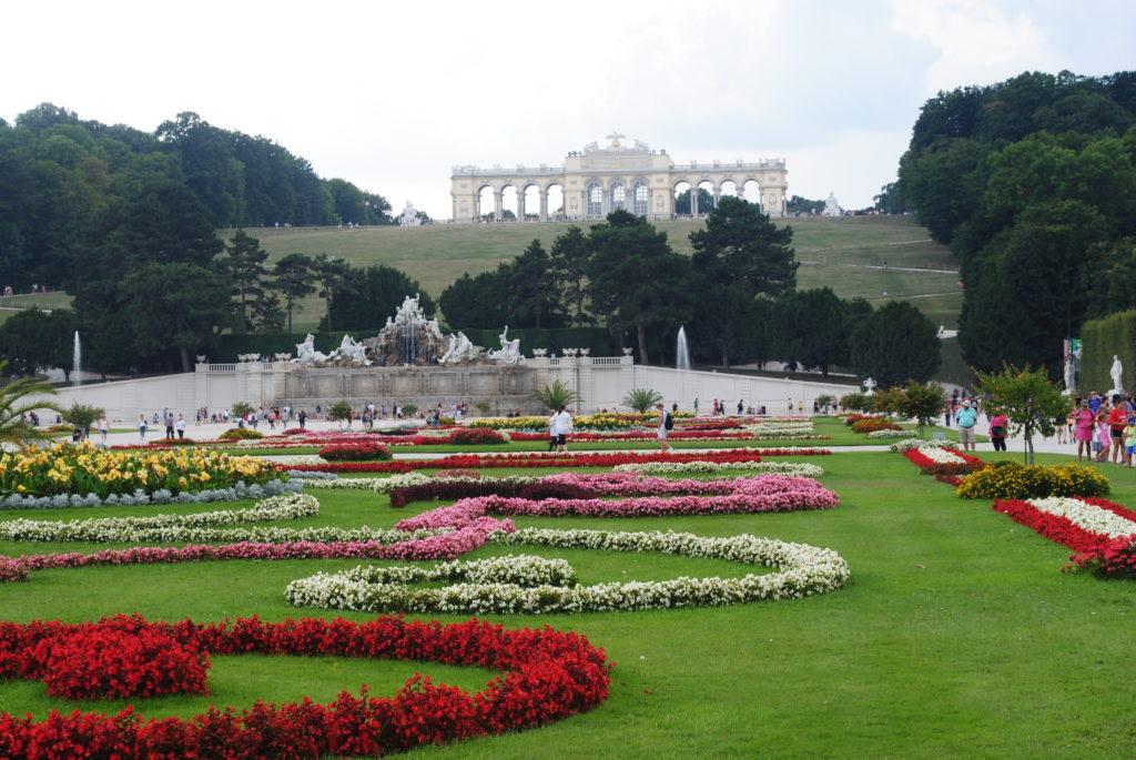 Zwiedzanie Wiednia. Główna atrakcja Wiednia