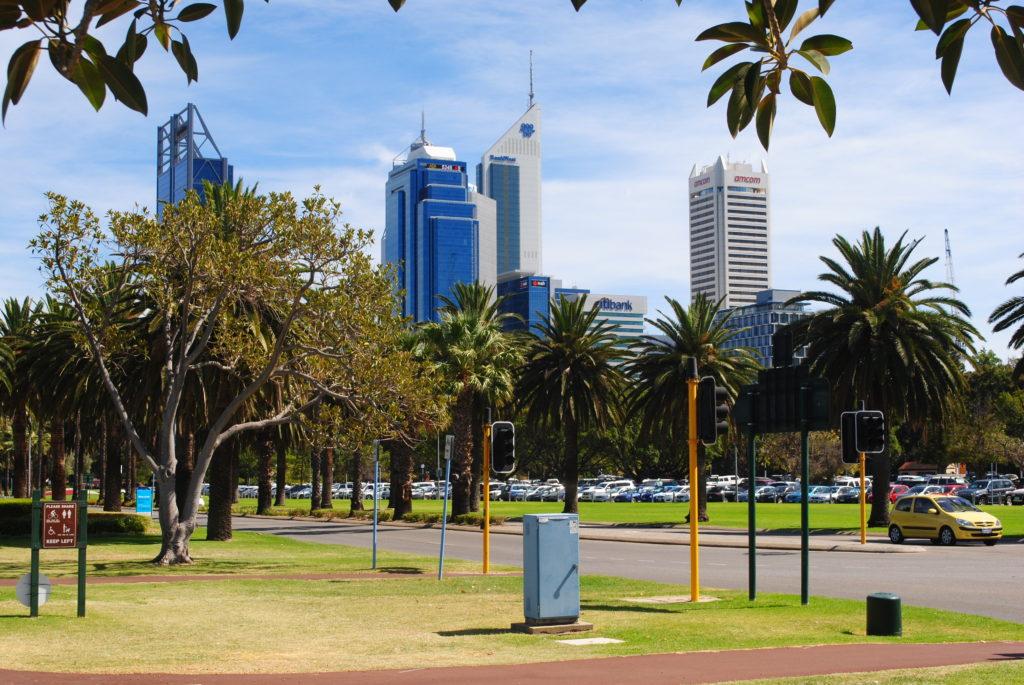 Perth, Australia Zachodnia.