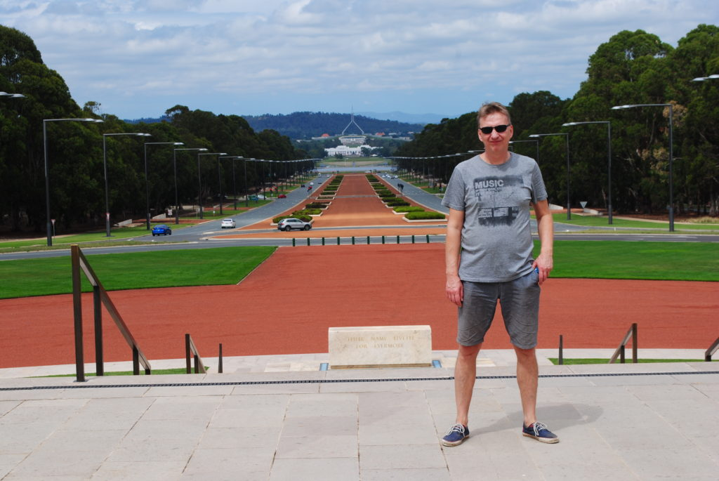 Canberra stolica Australii