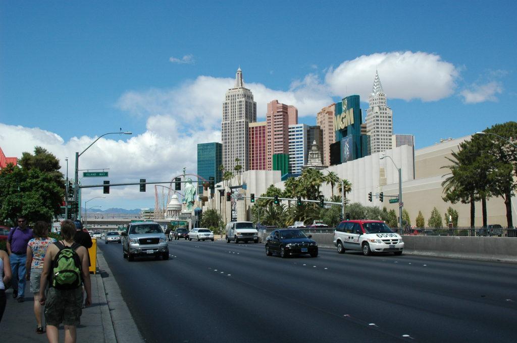 Przygoda w Las Vegas. Ulice miasta 1