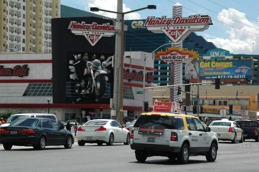 Przygoda w Las Vegas. Ulice miasta 3.