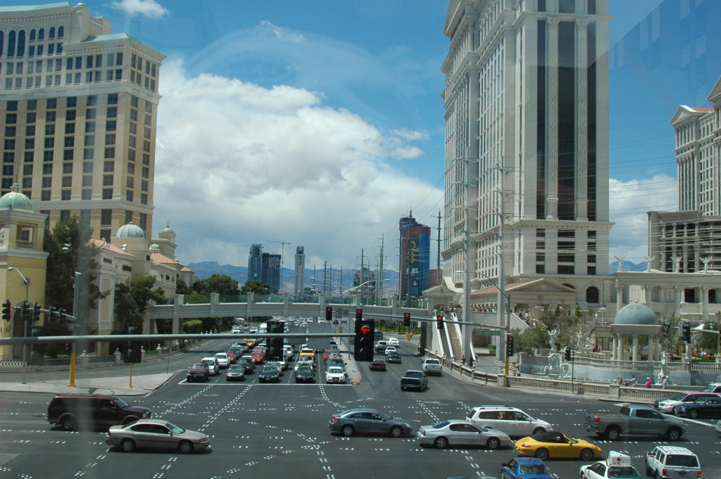 Przygoda w Las Vegas.