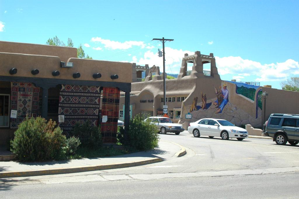 Podróż do Los Angeles. Miasto Taos.