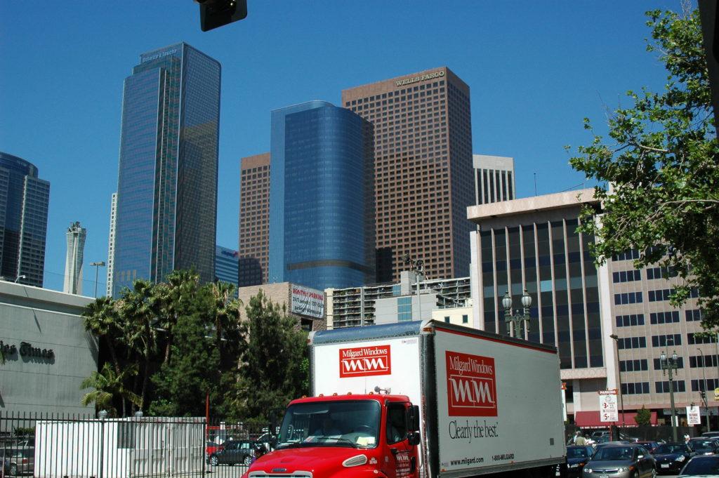 Podróż do Los Angeles. Jest nawet jakieś centrum 2.