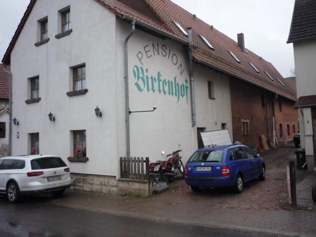 Niemcy Wschodnie. Hotzelsroda.