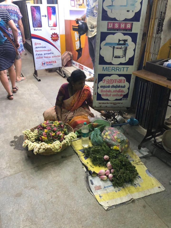 Podróż do Indii. Ludność 1