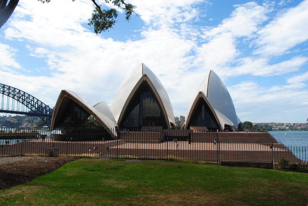 Podróż do Sydney. Słynna opera Utzona.