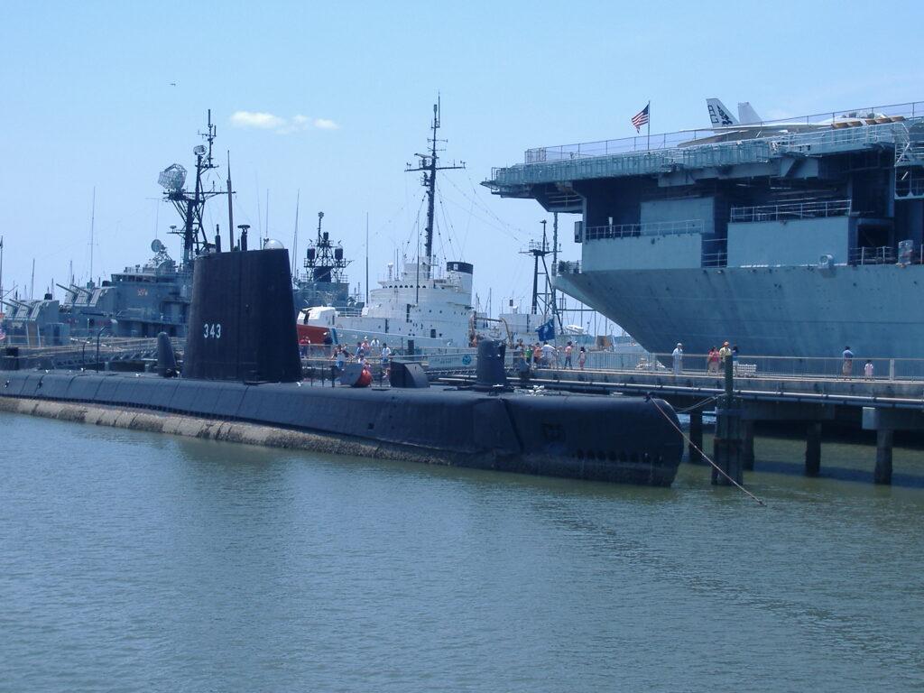 Flota amerykańska na Atlantyku