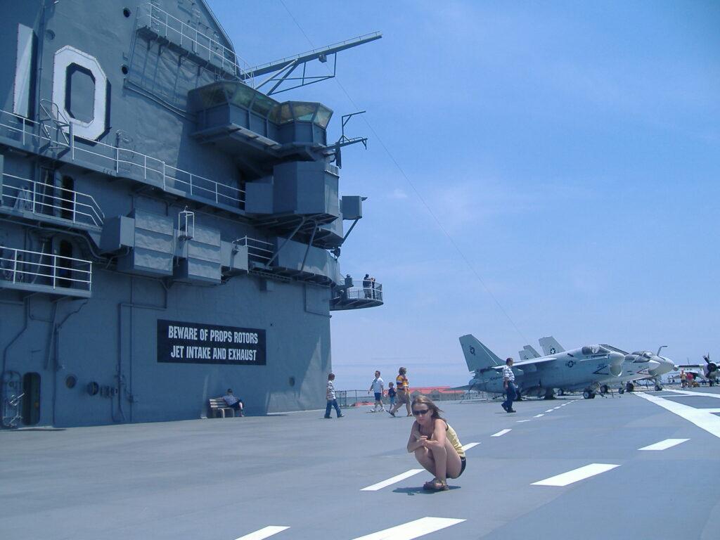 Lotniskowiec Yorktown
