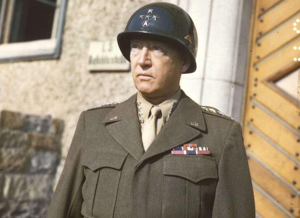Generał George Patton