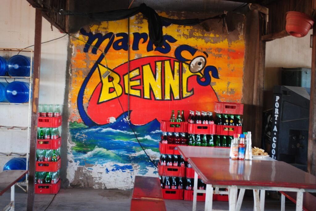 Mariscos w meksyku